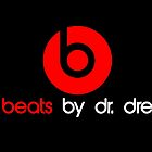 MUSIC BEATS HEADPHONE LOGO by drekore