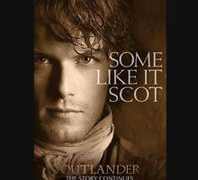 Outlander/Jamie Fraser-Highlander, Warrior Unisex T-Shirt