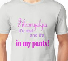 Fibromyalgia Awareness Unisex T-Shirt