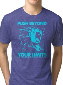 Super Saiyan Vegeta Tri-blend T-Shirt