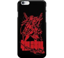 BLADES AND SCISSORS iPhone Case/Skin