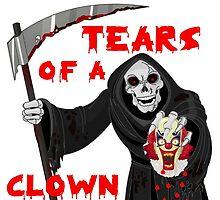 Tears of a clown by Stephen Willmer