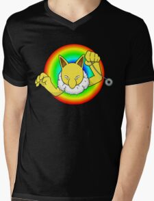 Hypno Mens V-Neck T-Shirt