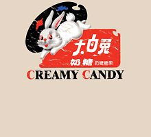 White Rabbit Creamy Candy Vintage Unisex T-Shirt