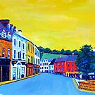 Donegal Town, Ireland by eolai
