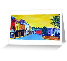 Donegal Town, Ireland Greeting Card