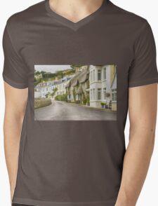 St. Mawes Seafront Cottages  Mens V-Neck T-Shirt