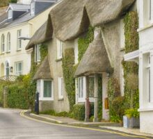 St. Mawes Seafront Cottages  Sticker