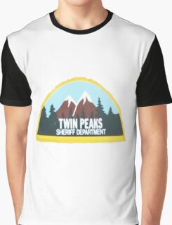 twin peaks sheriff department Graphic T-Shirt