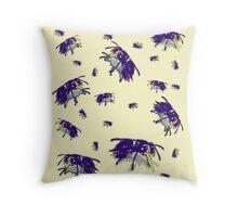 Hornets  Throw Pillow
