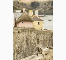 Thatched Cottage At St. Mawes Unisex T-Shirt