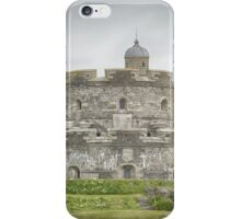 St. Mawes Fortress iPhone Case/Skin