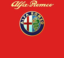ALFA ROMEO GOLD Unisex T-Shirt