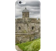 Fortress At St. Mawes, Cornwall iPhone Case/Skin