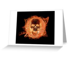 Suns of the Fathers Greeting Card