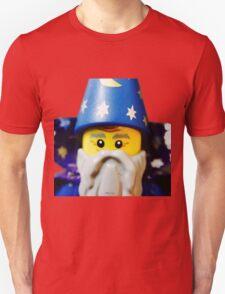 Lego Wizard minifigure T-Shirt