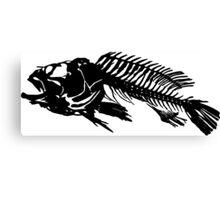 Fisch - fish Canvas Print