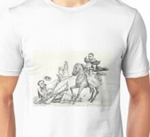 Fraud against truth - 1872 - Currier & Ives Unisex T-Shirt