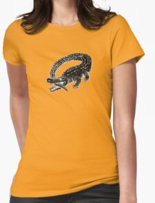 Catfish and the Bottlemen- The Ride Womens Fitted T-Shirt