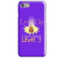Level 3 iPhone Case/Skin