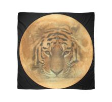 The Tiger in the Moon Scarf