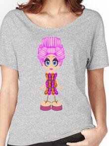 Flip-flop dress doll Women's Relaxed Fit T-Shirt