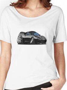 Cartoon Sportcar Women's Relaxed Fit T-Shirt