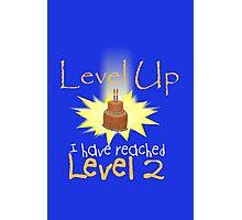 Level 2 Photographic Print