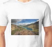 Llyn Llydaw Snowdonia Unisex T-Shirt
