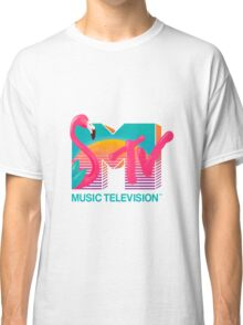 MTV Flamingo Classic T-Shirt