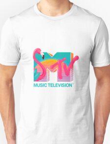 MTV Flamingo Unisex T-Shirt