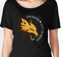 LCFC LEICESTER CITY - City of Kings Women's Relaxed Fit T-Shirt