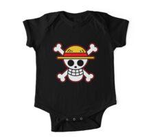 one piece straw hat One Piece - Short Sleeve