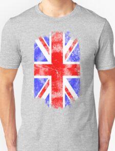 Union Jack - Vintage Look Unisex T-Shirt