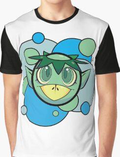 Kawaii Kappa Graphic T-Shirt