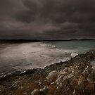 Whitesands Bay Carmarthanshire  by eddiej