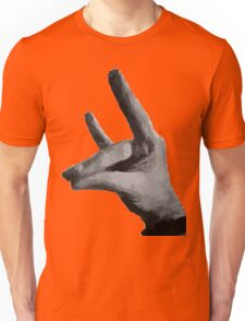 The silent Fox - Der stille Fuchs - Ruhe - Shut up Unisex T-Shirt