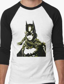 Batgirl Men's Baseball ¾ T-Shirt