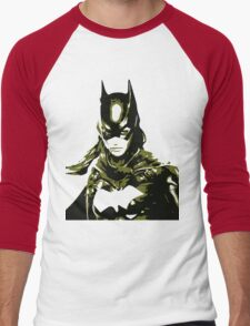 Batgirl Men's Baseball ¾ T-Shirt