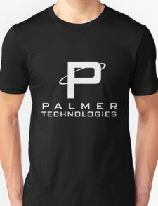 Palmer tech - White Unisex T-Shirt