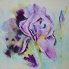 Purple glory by Beatrice Cloake