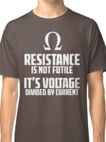 Funny Electrician - Physics T Shirt Classic T-Shirt