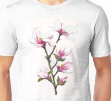Magnolia blossoms Unisex T-Shirt