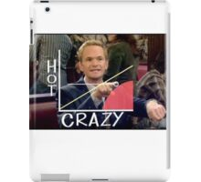 Hot // Crazy iPad Case/Skin