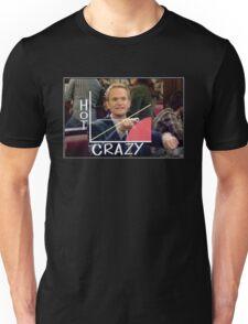 Hot // Crazy Unisex T-Shirt