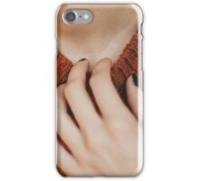 sad women  iPhone Case/Skin
