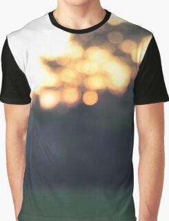Summer Blur Graphic T-Shirt