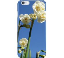 Narcissus Bridal Crown iPhone Case/Skin