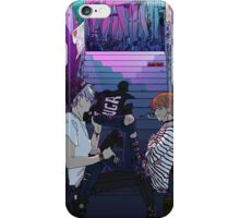 In The Shadows iPhone Case/Skin