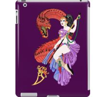 Riding The Dragon iPad Case/Skin